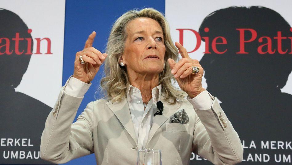 """Autorin Höhler: """"Werden wir optimal geführt und informiert?"""""""