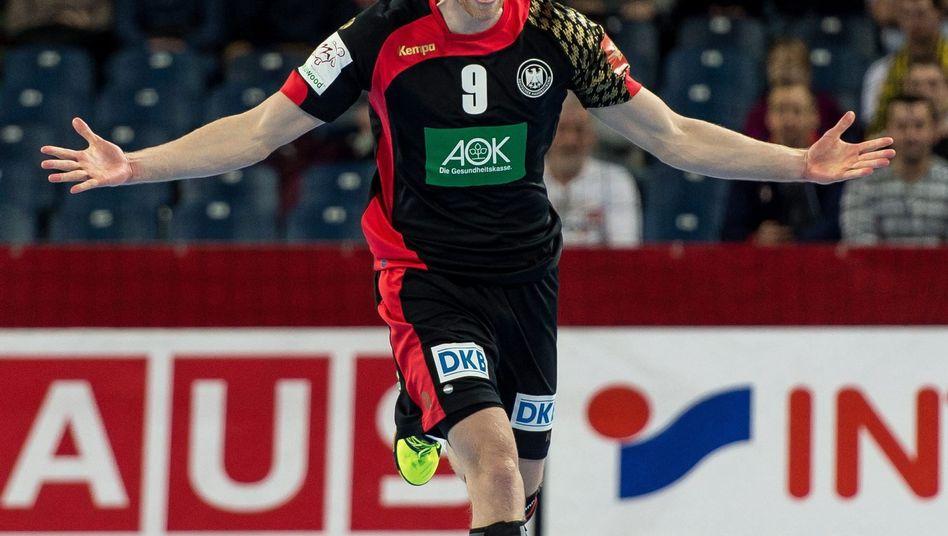 Nationalspieler Reichmann: Fünf Treffer gegen Slowenien