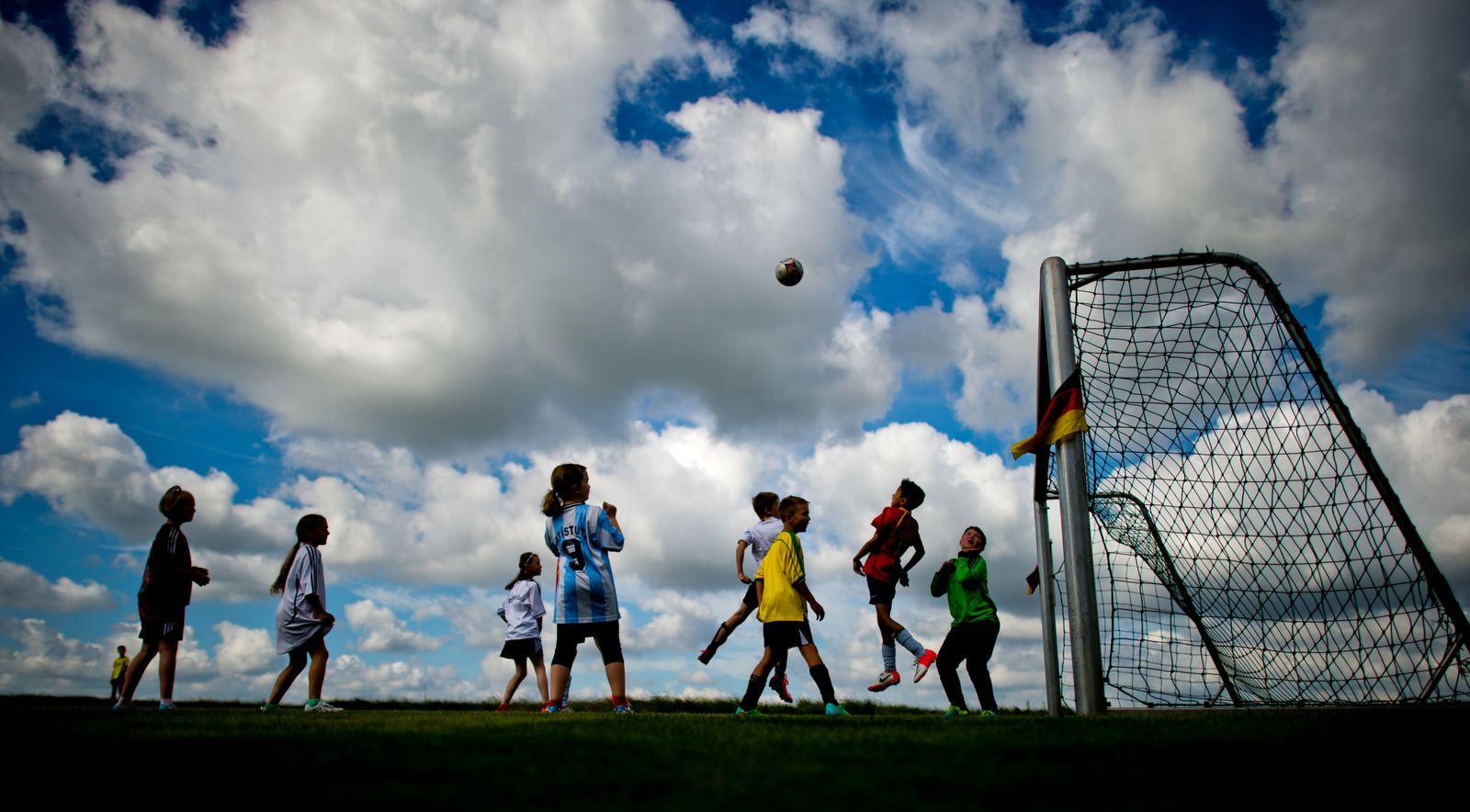 Amateur- und Jugendfußball