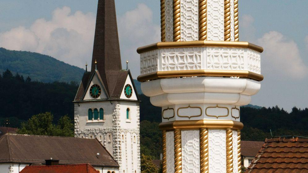 Schweizer Angst: Initiative gegen Minarette