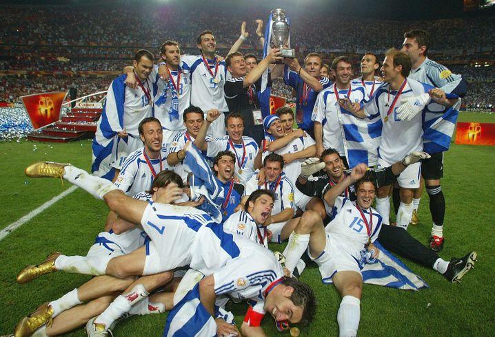 Europameister Griechenland (2004)