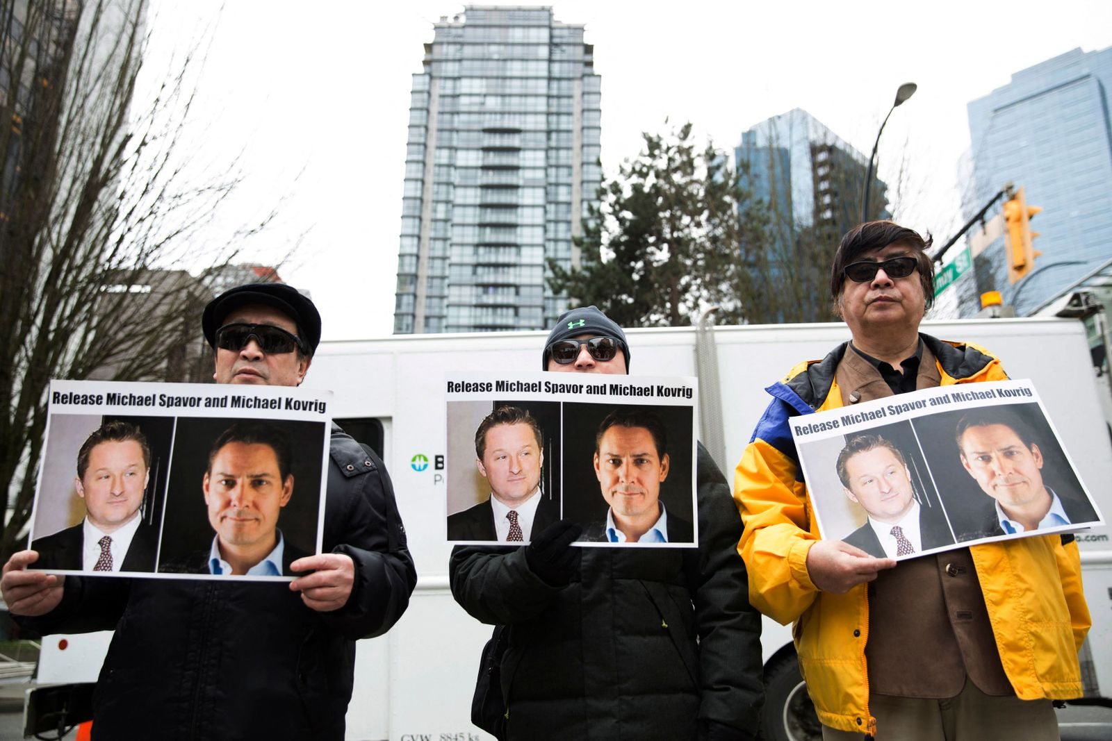 FILES-CANADA-CHINA-US-POLITICS-DIPLOMACY-TRIAL