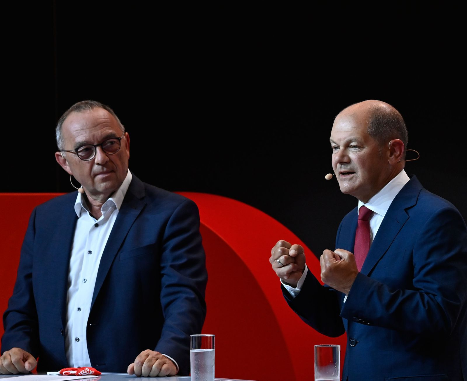 GERMANY-POLITICS-PARTIES-SPD-ELECTION-CHANCELLOR-SCHOLZ