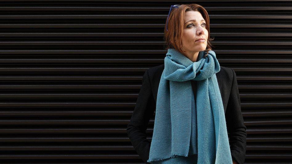 Autorin Shafak in London »Ich mag kein Schubladendenken«