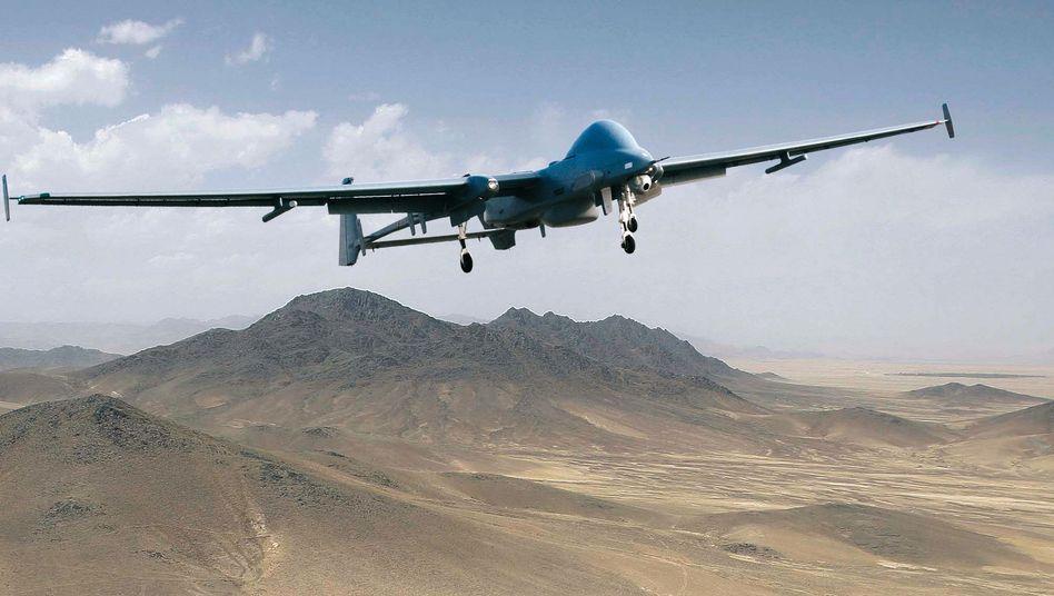 Neue Waffen für die Bundeswehr: Von der Leyens Drohnen-Trick