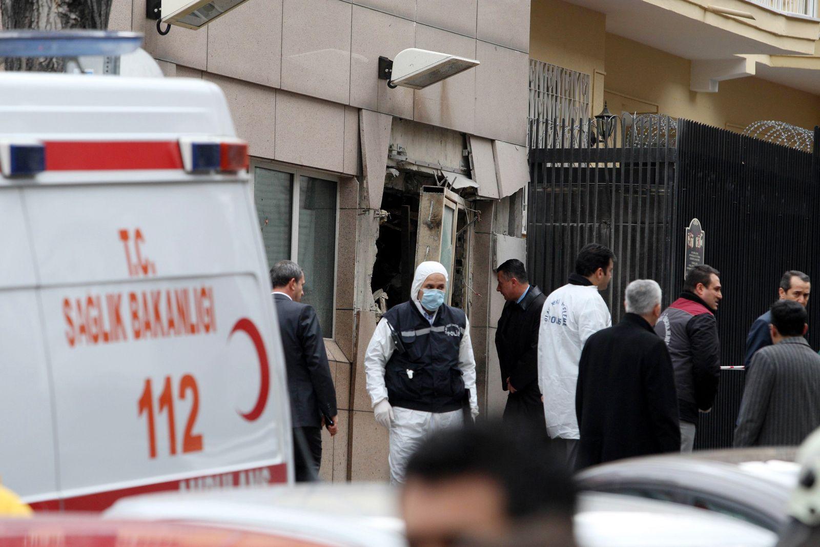 Ankara / US-Botschaft / Anschlag
