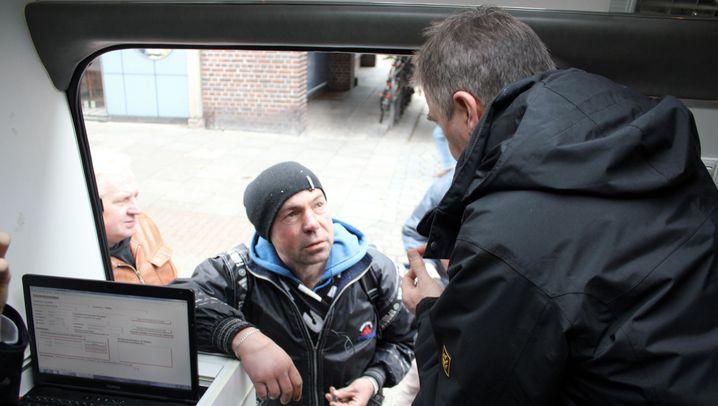 Obdachlos: Armut macht krank