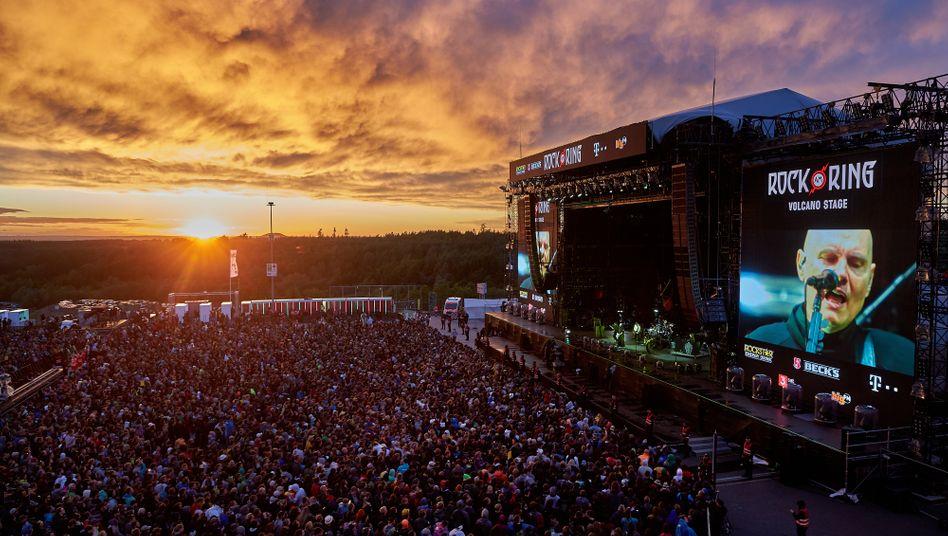 Rock am Ring 2019 – Dieses Jahr muss das Festival wegen Corona ausfallen