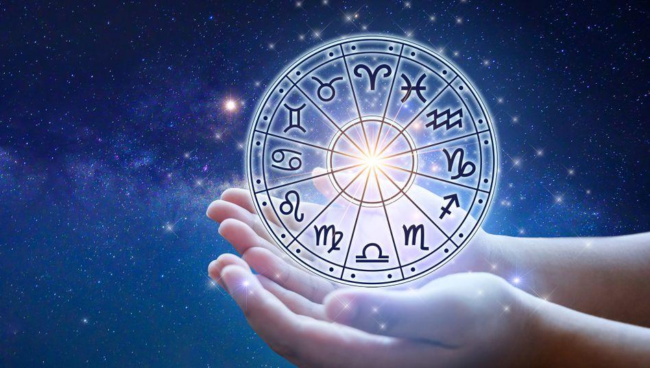 Abbildung aller Sternzeichen