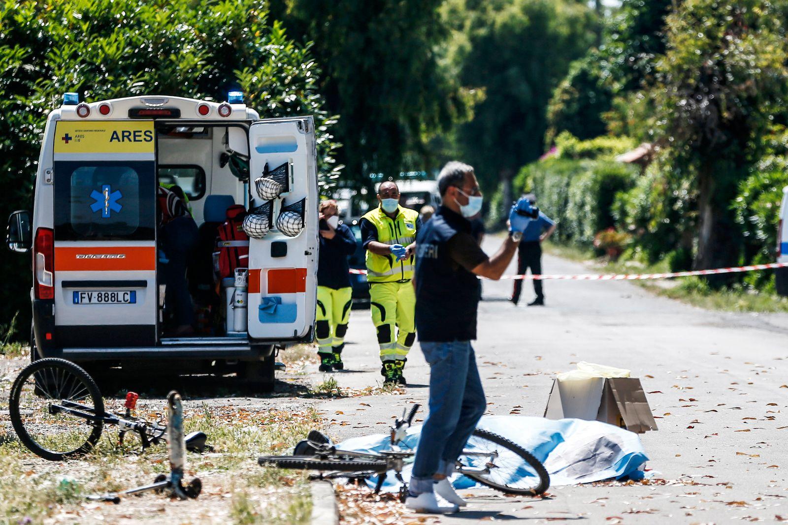 Kinder nahe Rom erschossen