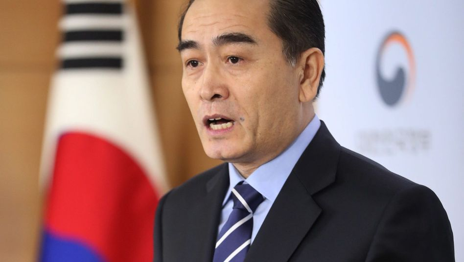 Dissident Thae Yong Ho