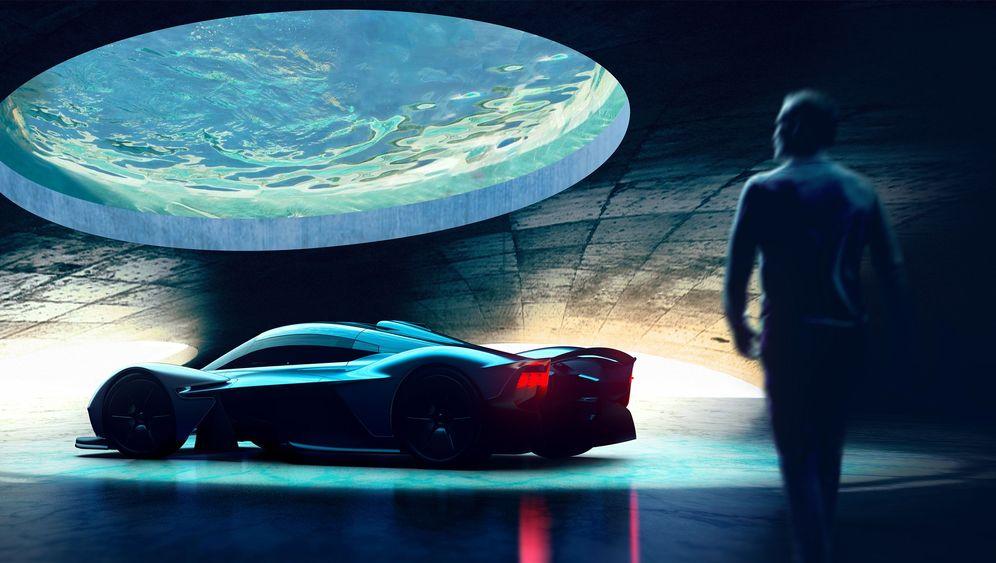 James Bond lässt grüßen: Garagenträume von Aston Martin