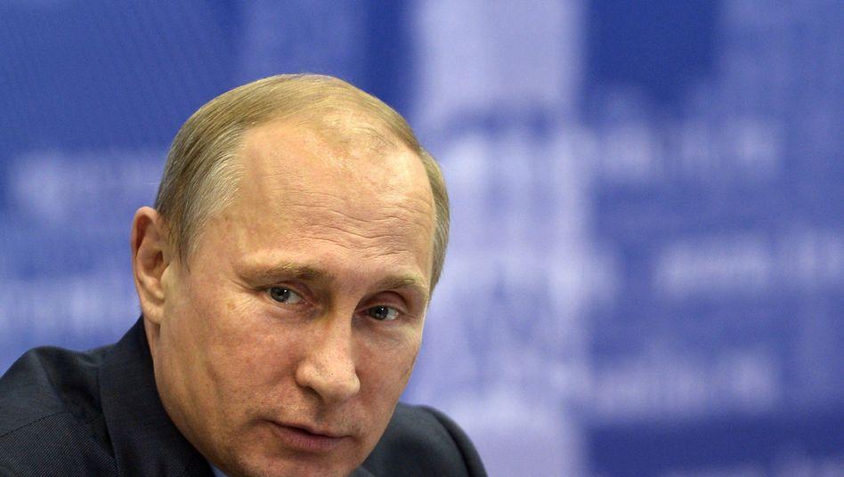 Russlands Präsident Putin: In seiner eigenen Welt