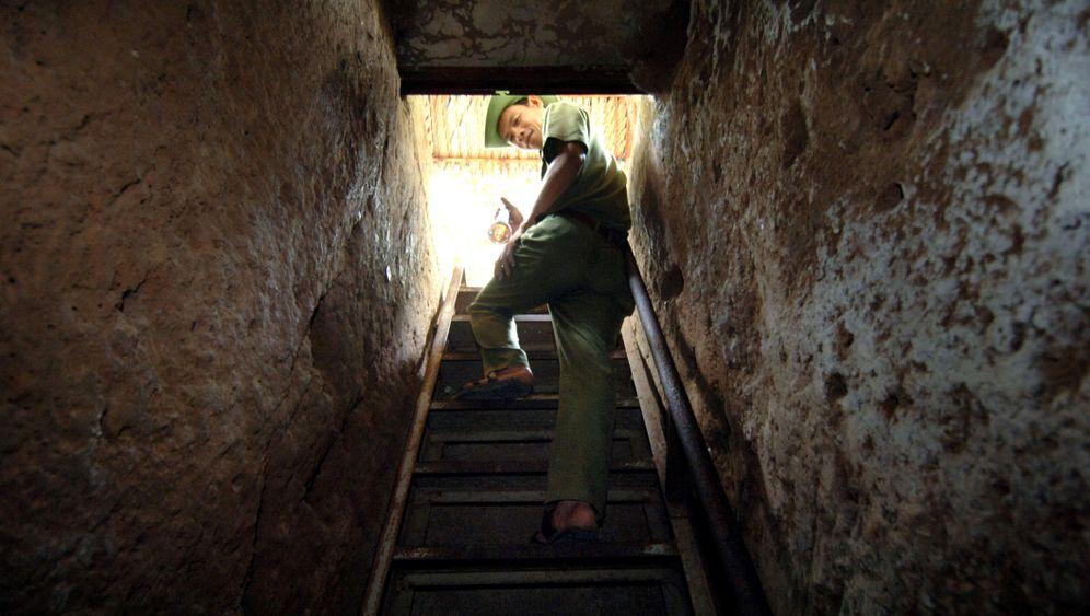Vietnam: Die Tunnel von Cu Chi