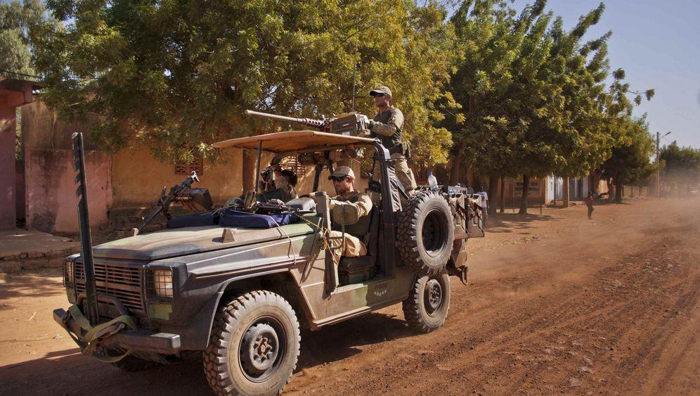 Mali: Erste Gefechte in der Krisenregion