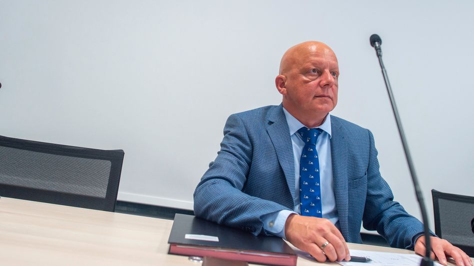 AfD-Politiker Hagen Kohl