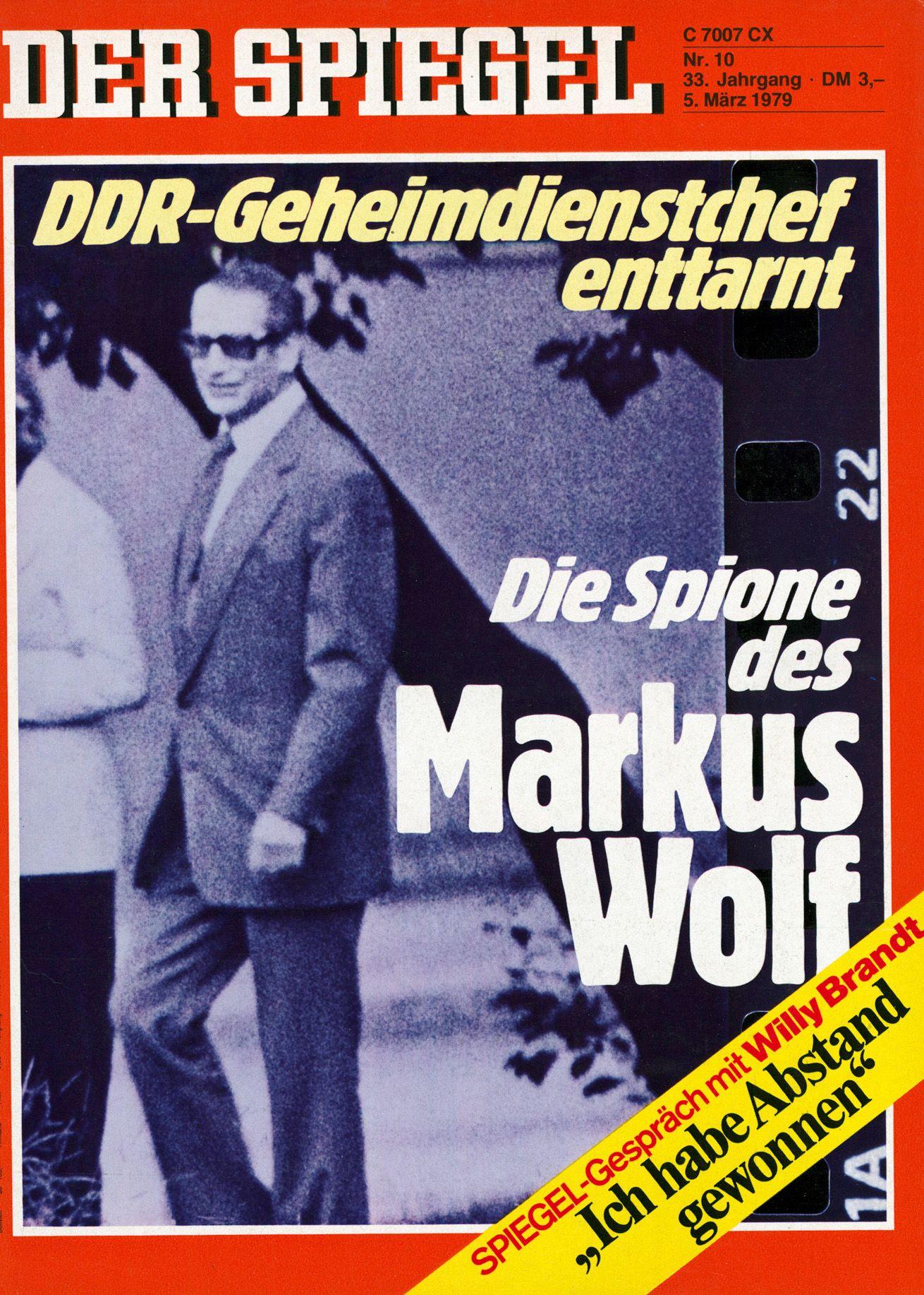 SPIEGEL-Titel 10/1979