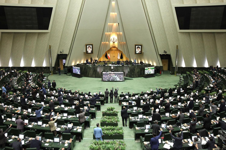 Aftermath of killing top Iranian General Qasem Soleimani, Tehran, Iran Islamic Republic Of - 07 Jan 2020