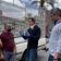 Venezuelas Oppositionsführer Guaidó in Caracas gesichtet