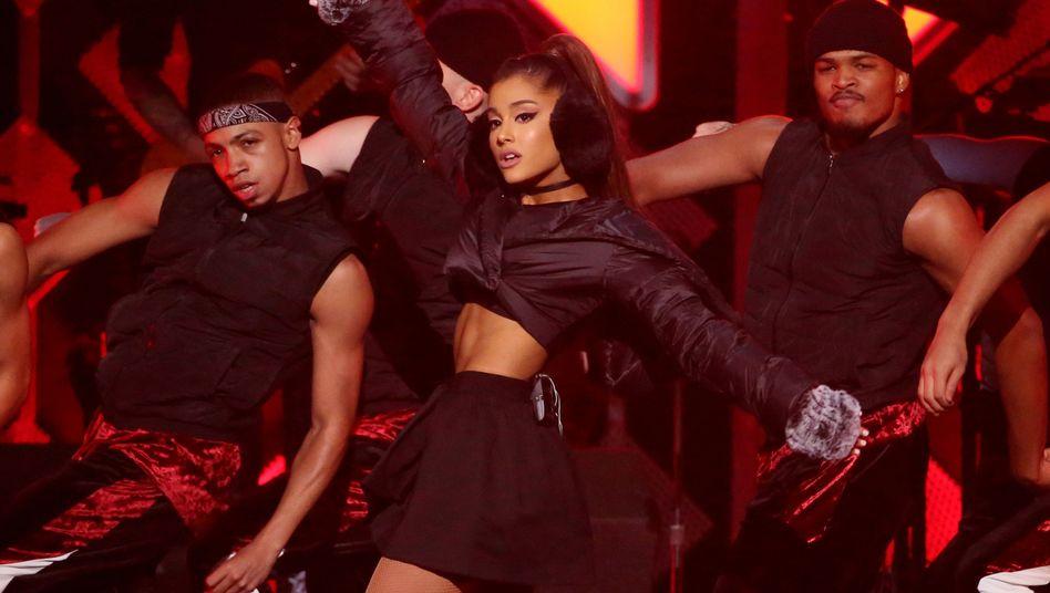 Ariana Grande (Archiv)
