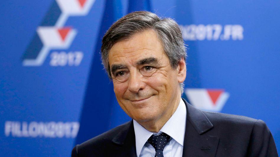 Urwahl bei Frankreichs Konservativen: Überraschungssieger Fillon, Überraschungsverlierer Sarkozy