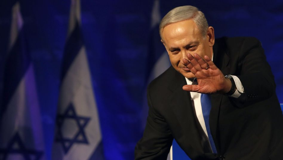 Israel Prime Minister Benjamin Netanyahu barely won Tuesday night's elections to keep post.