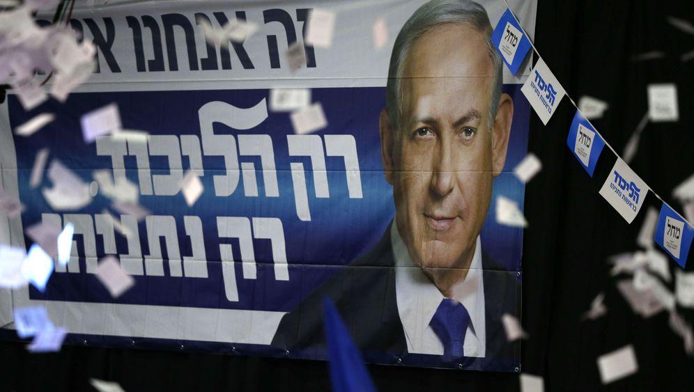 Wahl in Israel: Jubel auf beiden Seiten