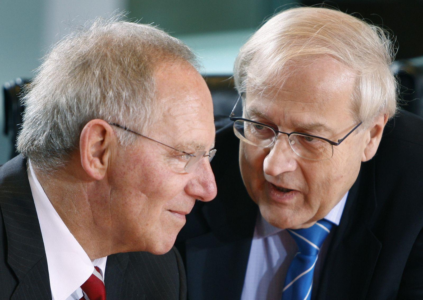 Schäuble Brüderle