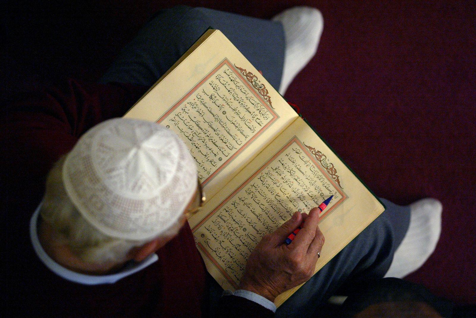 NICHT VERWENDEN Islam / Koran