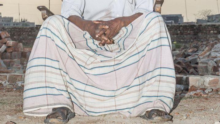 Armutssiedlung: Leben am Rand von Dhaka