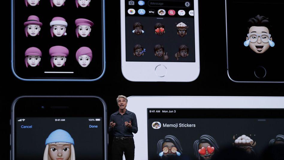 WWDC: Craig Federighi erklärt die Neuerungen in iOS 13.