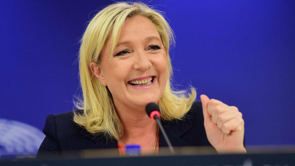Marine Le Pen: Initiatorin des neuen Rechtsbündnisses