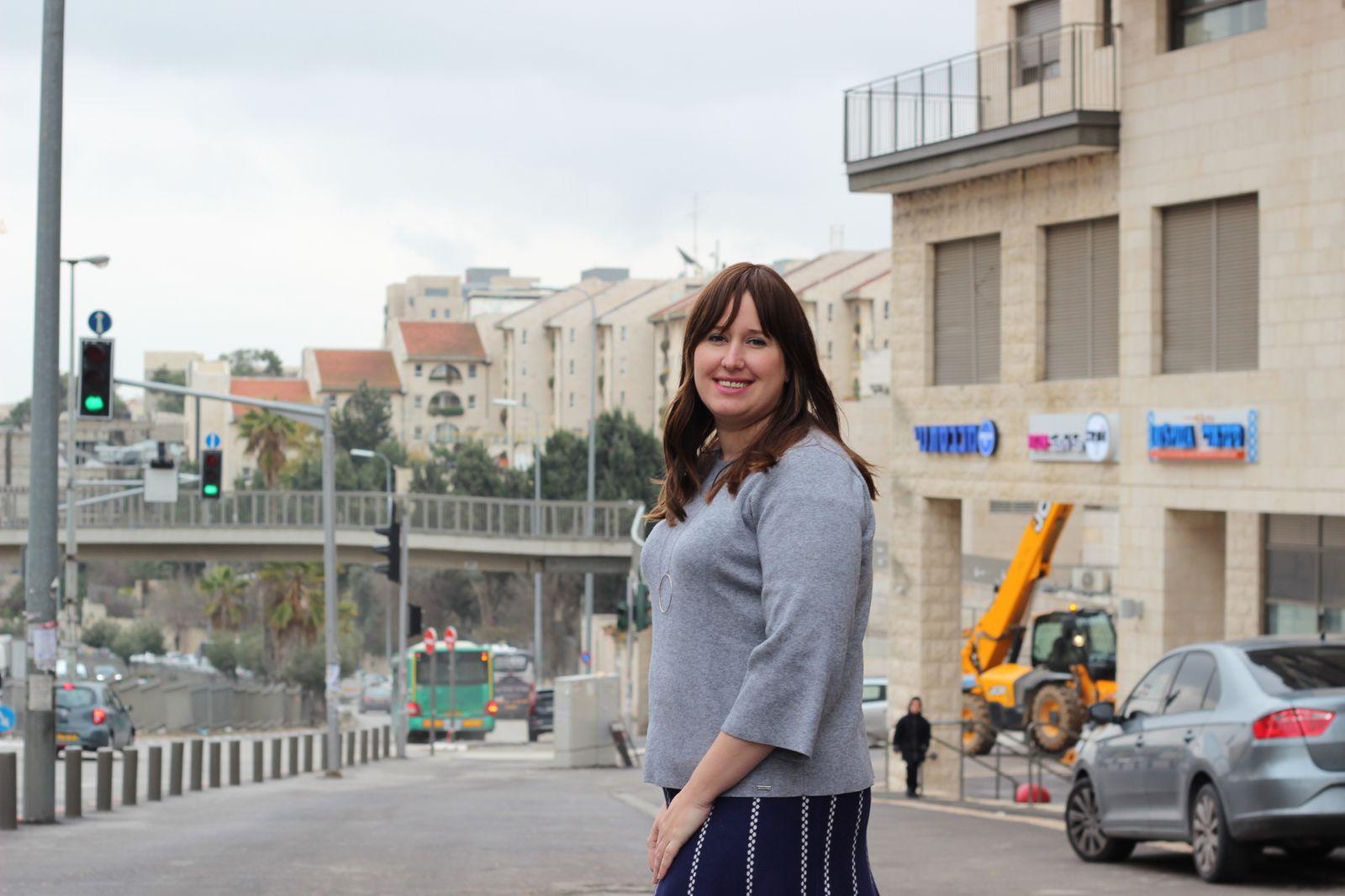 EINMALIGE VERWENDUNG Israel/ Haredi