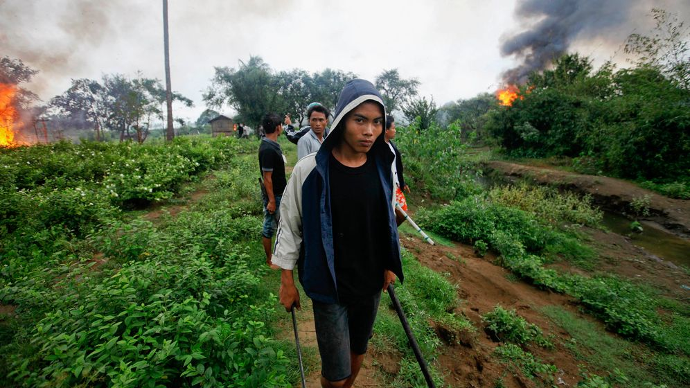 Das Leid der Rohingya: Irrfahrt übers Meer