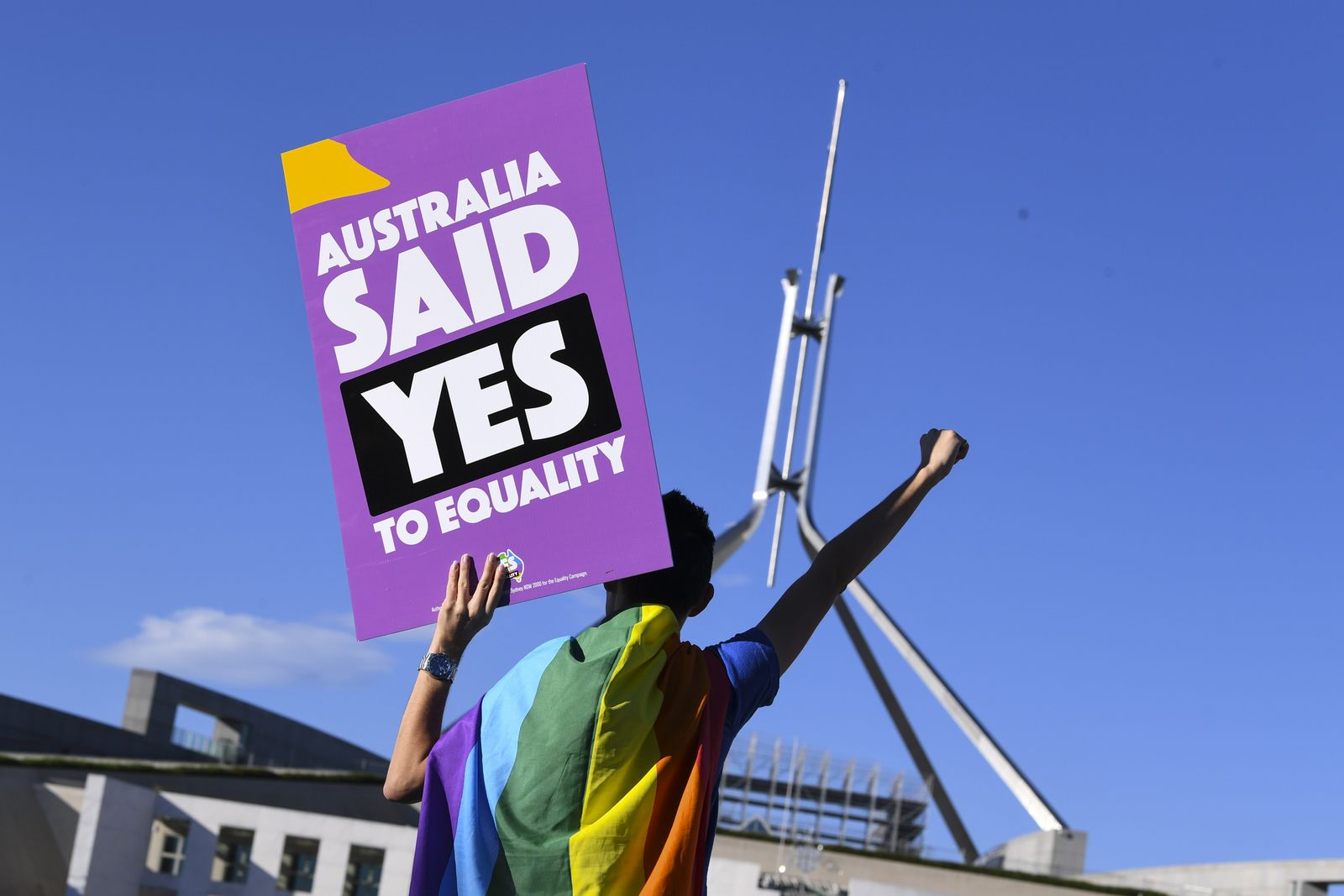 Australien/ gleichgeschlechtliche Ehe