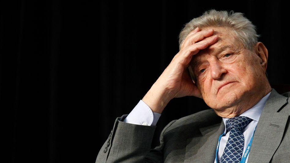 """Starinvestor Soros: """"Ernsthafter und gefährlicher als der Zusammenbruch von 2008"""""""