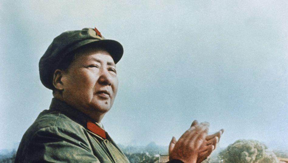 Mao Zedong, 1952