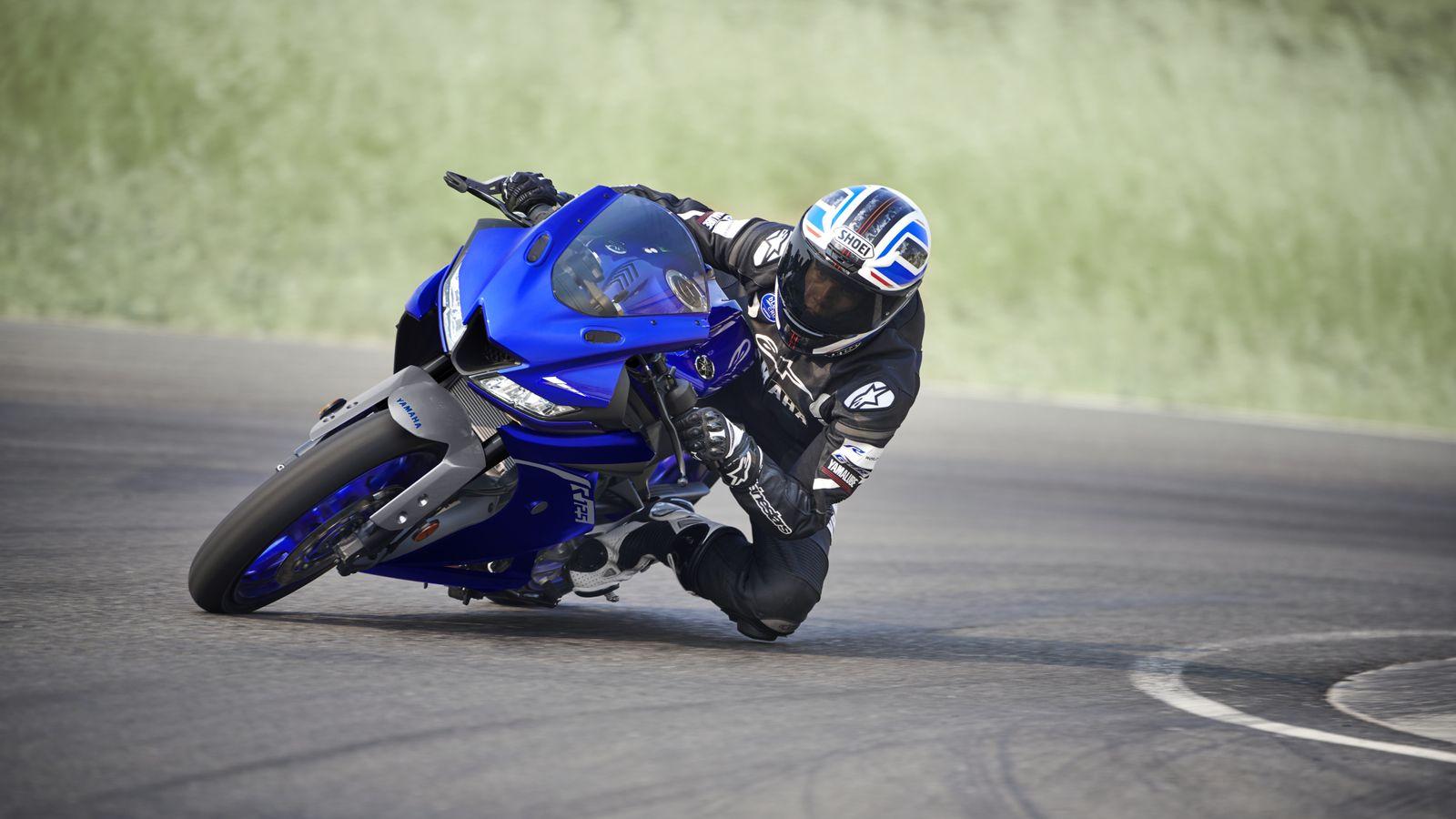 Yamaha R 125