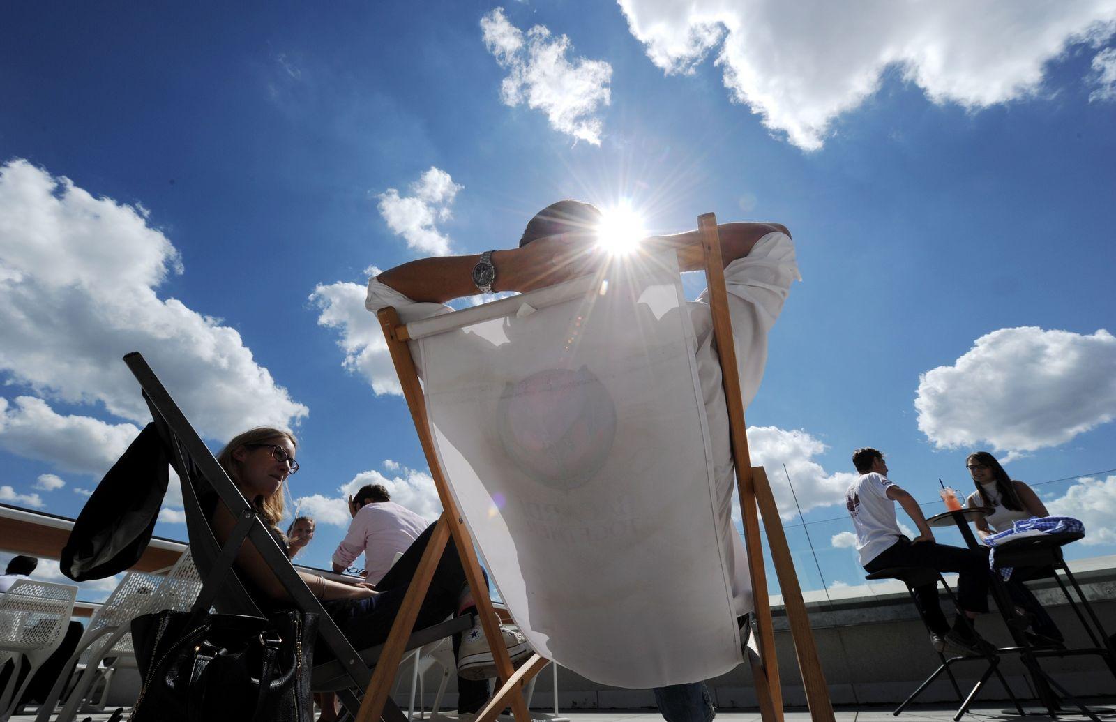 Symbolbild Wetter / Sommer / Sonne