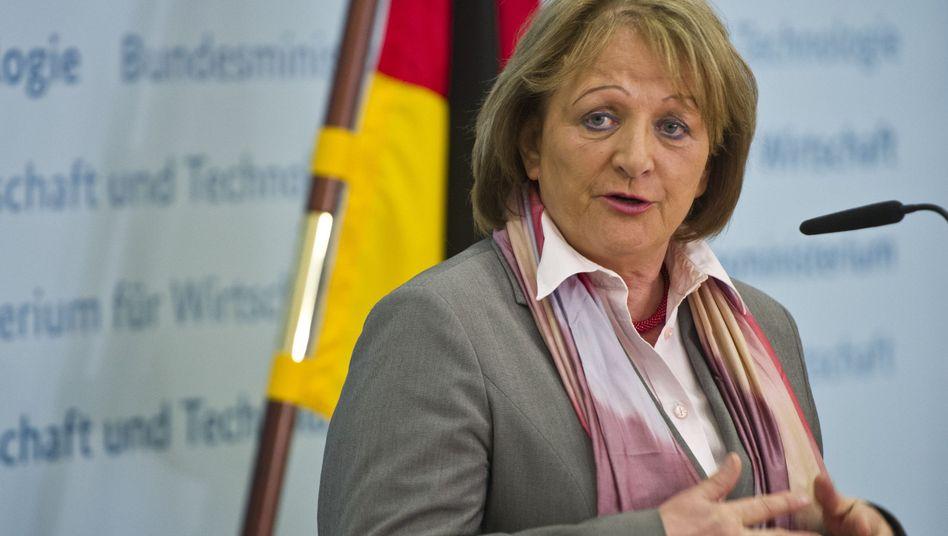 """Leutheusser-Schnarrenberger: """"Treffen die Vorwürfe zu, wäre das eine Katastrophe"""""""