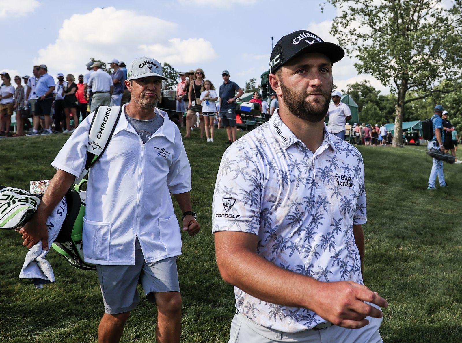 The Memorial golf tournament