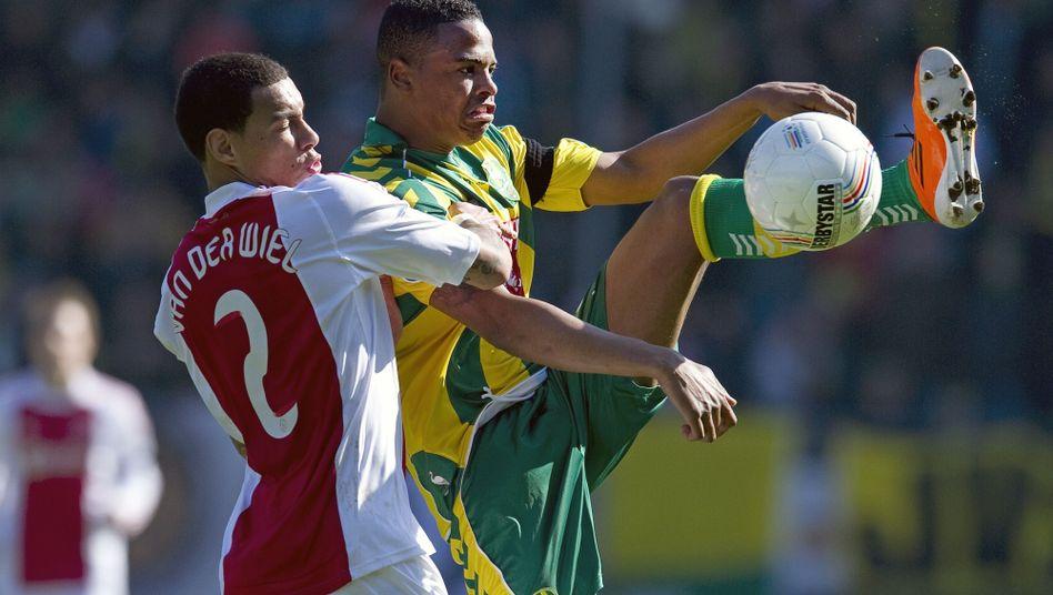 Ado-Stürmer Vincento (rechts): Aus der U21-Auswahl herausgeworfen
