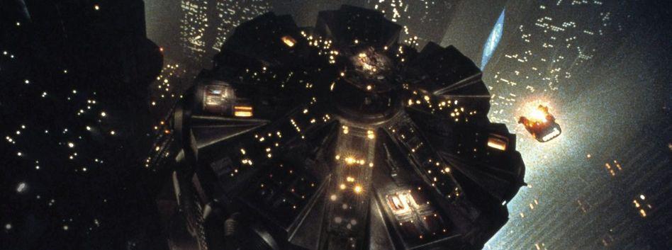 Filmszene aus »Blade Runner« 1982