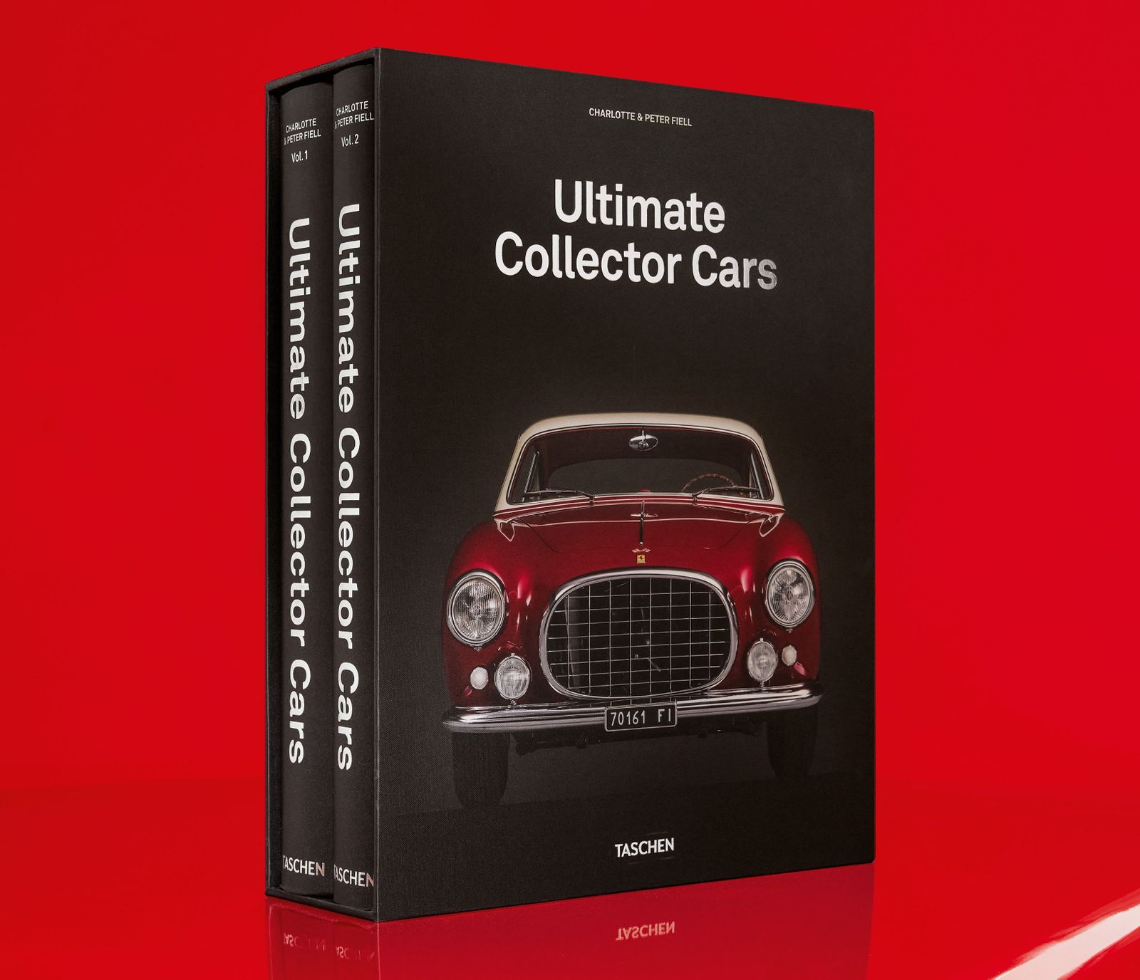 Ultimate Collector Cars - Buch