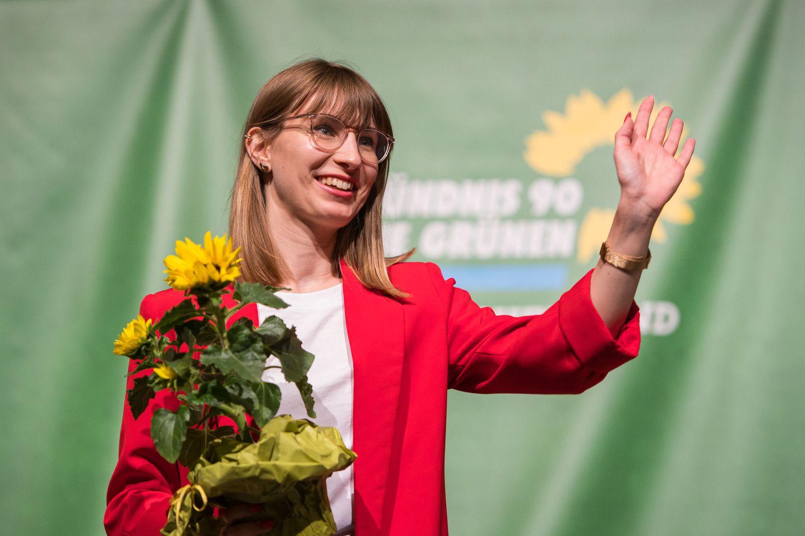 Landesparteitag Grüne Saarland