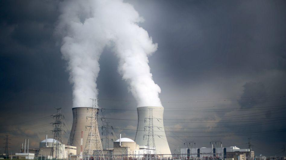 Atomkraftwerk Doel, Belgien