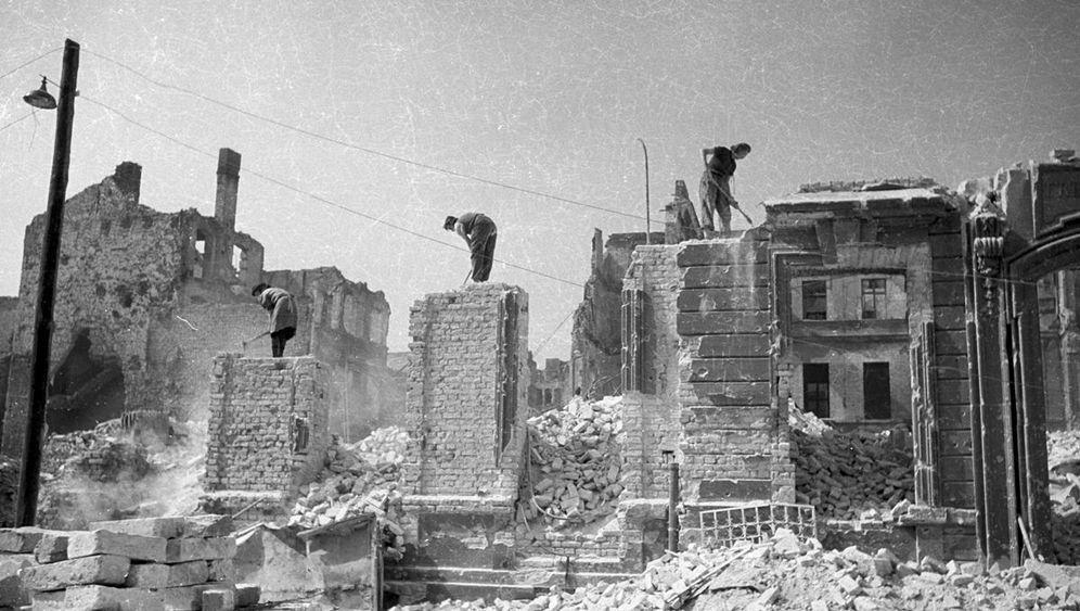 Nachkriegsfotos von Berlin: Die Aufnahmen des Majors Cecil Newman
