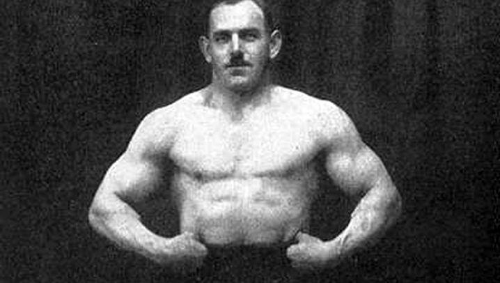 Goerner The Mighty: Der stärkste Mann der Welt