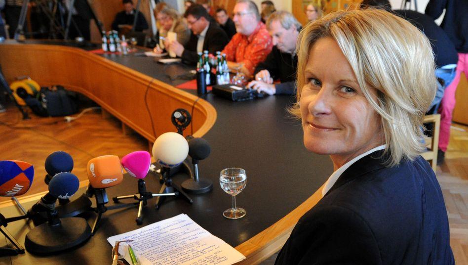 Oberbürgermeisterin Gaschke (SPD): 3,7 Millionen Euro erlassen