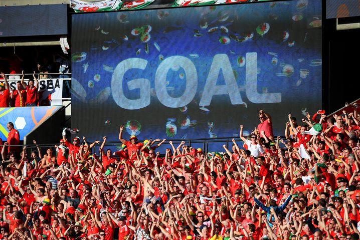 Ergebnis Wales Slowakei